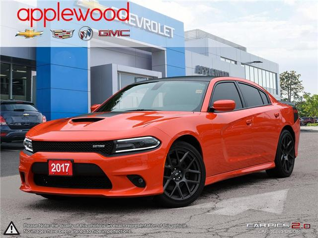 2017 Dodge Charger R/T (Stk: 8572A) in Mississauga - Image 1 of 27