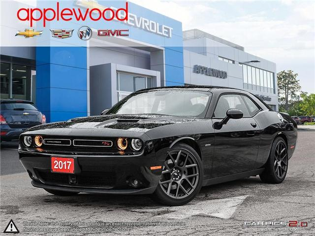 2017 Dodge Challenger R/T (Stk: 8462A) in Mississauga - Image 1 of 27