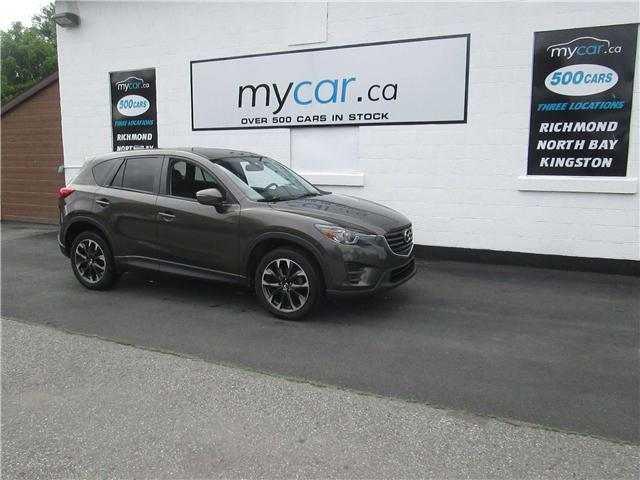 2016 Mazda CX-5 GT (Stk: 180718) in Kingston - Image 2 of 14