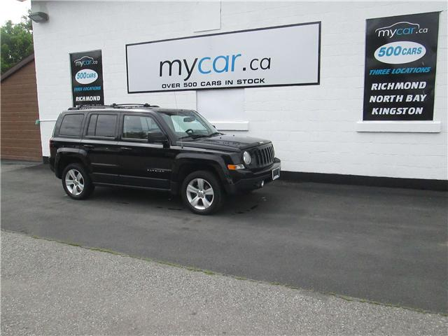 2014 Jeep Patriot Sport/North (Stk: 180764) in North Bay - Image 2 of 14