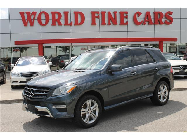 2012 Mercedes-Benz M-Class Base (Stk: 16333) in Toronto - Image 1 of 25