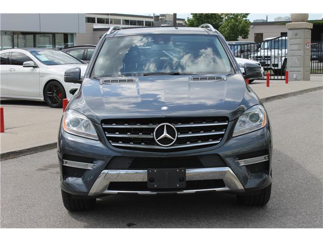 2012 Mercedes-Benz M-Class Base (Stk: 16333) in Toronto - Image 2 of 25