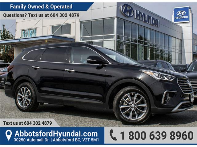 2018 Hyundai Santa Fe XL Luxury (Stk: AH8678) in Abbotsford - Image 1 of 28