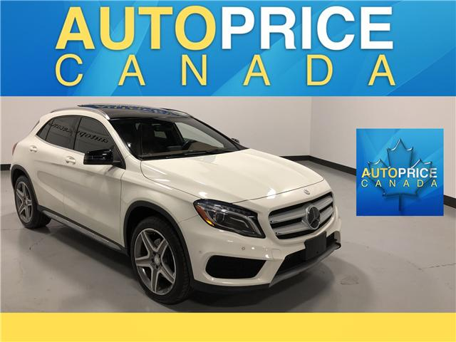 2015 Mercedes-Benz GLA-Class Base (Stk: W9638) in Mississauga - Image 1 of 30
