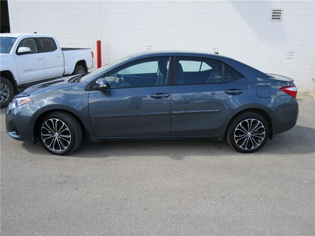 2015 Toyota Corolla LE ECO Technology (Stk: 1891521) in Moose Jaw - Image 3 of 23