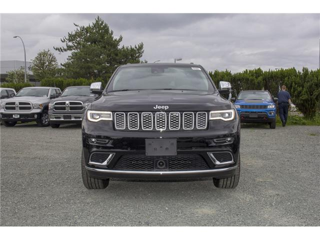 2018 Jeep Grand Cherokee Summit (Stk: J433470) in Abbotsford - Image 2 of 25