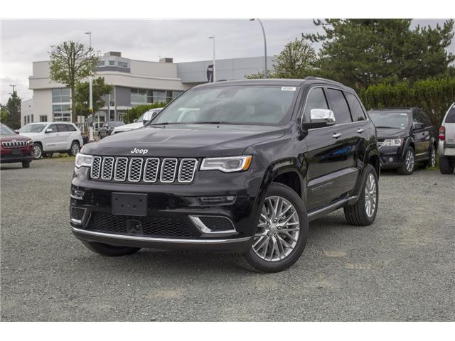2018 Jeep Grand Cherokee Summit (Stk: J433470) in Abbotsford - Image 3 of 25