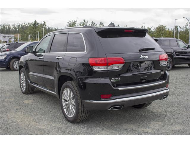 2018 Jeep Grand Cherokee Summit (Stk: J433470) in Abbotsford - Image 5 of 25