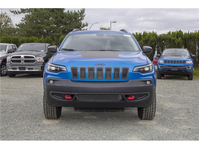 2019 Jeep Cherokee Trailhawk (Stk: K210865) in Abbotsford - Image 2 of 26