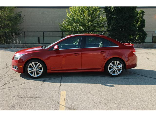 2012 Chevrolet Cruze LT Turbo (Stk: 1806254) in Waterloo - Image 2 of 26