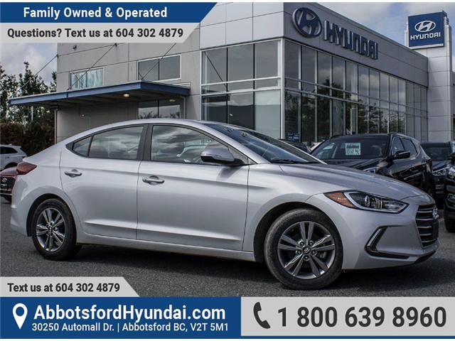 2018 Hyundai Elantra GL SE (Stk: AH8683) in Abbotsford - Image 1 of 28