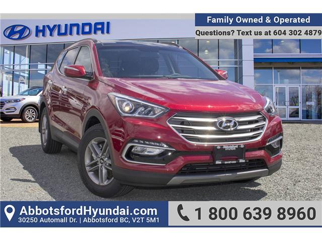 2018 Hyundai Santa Fe Sport 2.4 SE (Stk: JF551270) in Abbotsford - Image 1 of 26