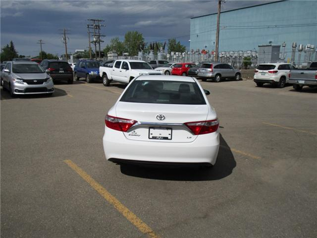 2017 Toyota Camry LE (Stk: 126752) in Regina - Image 4 of 38