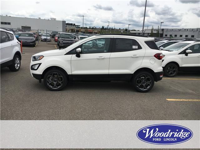 2018 Ford EcoSport SES (Stk: J-2227) in Calgary - Image 2 of 5