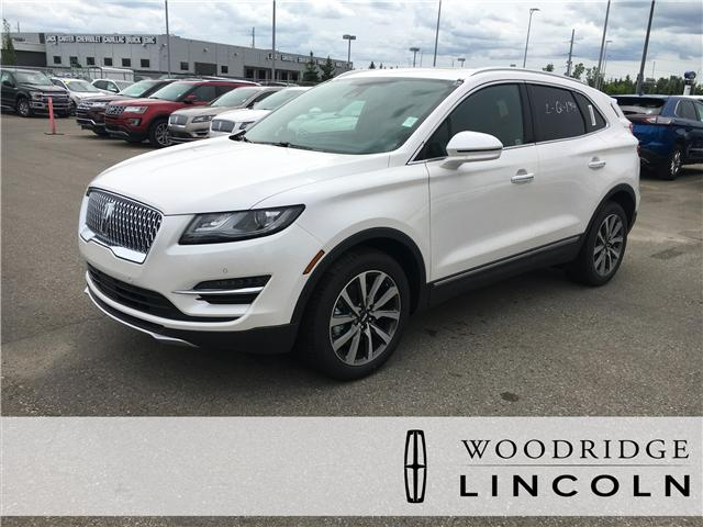 2019 Lincoln MKC Reserve (Stk: K-10) in Calgary - Image 1 of 5