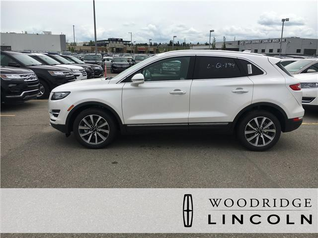 2019 Lincoln MKC Reserve (Stk: K-10) in Calgary - Image 2 of 5
