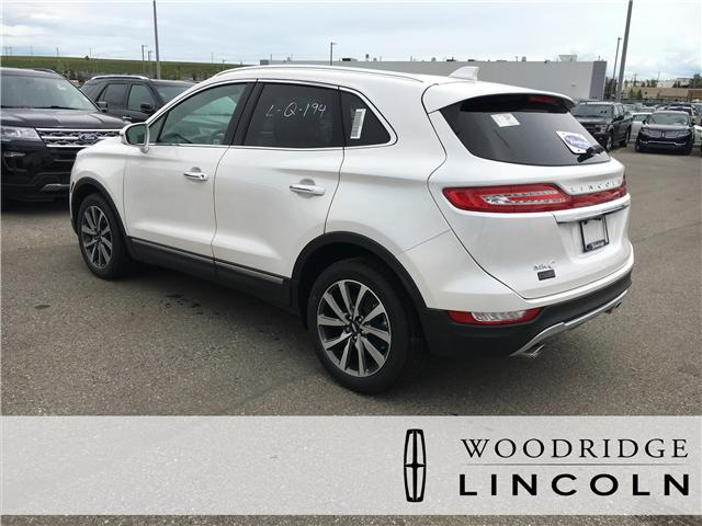 2019 Lincoln MKC Reserve (Stk: K-10) in Calgary - Image 3 of 5