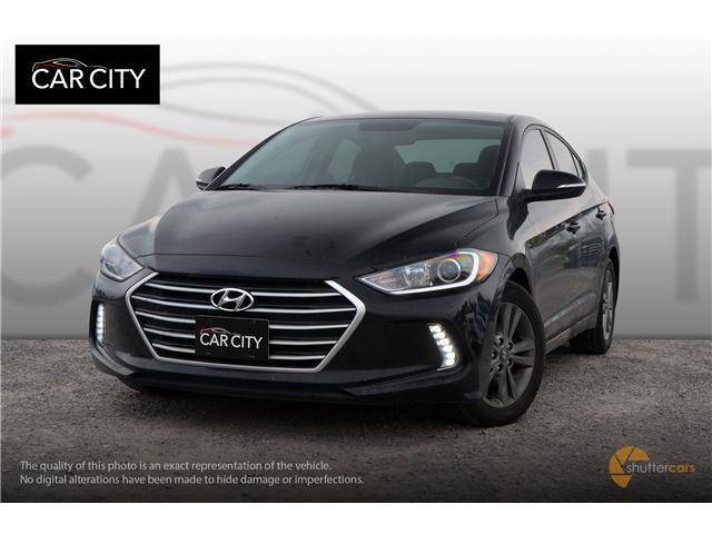2017 Hyundai Elantra GL (Stk: EZ1123) in Ottawa - Image 1 of 20