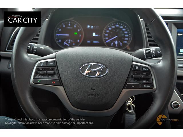 2017 Hyundai Elantra GL (Stk: EZ1123) in Ottawa - Image 11 of 20
