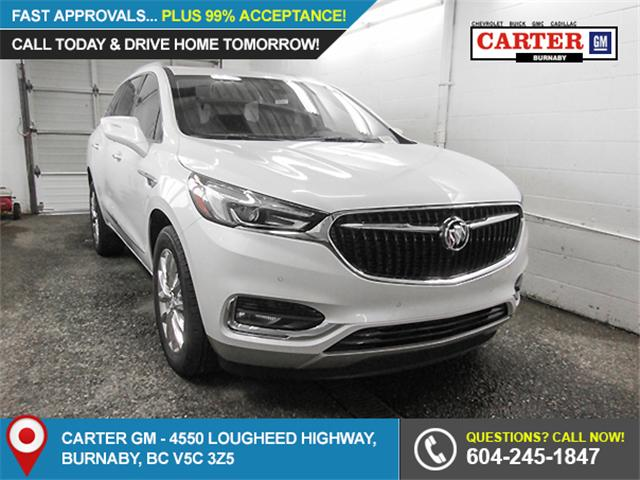 2018 Buick Enclave Premium (Stk: E8-94420) in Burnaby - Image 1 of 7