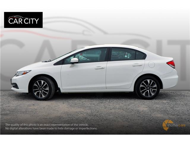 2015 Honda Civic EX (Stk: 2515) in Ottawa - Image 3 of 20