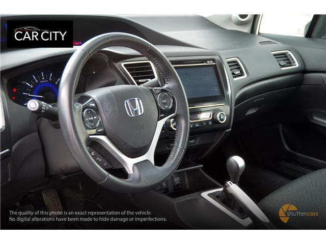 2015 Honda Civic EX (Stk: 2515) in Ottawa - Image 9 of 20