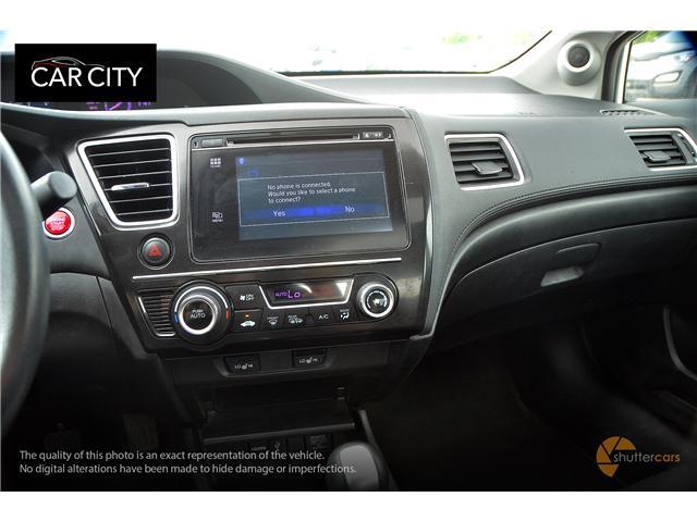 2015 Honda Civic EX (Stk: 2515) in Ottawa - Image 13 of 20