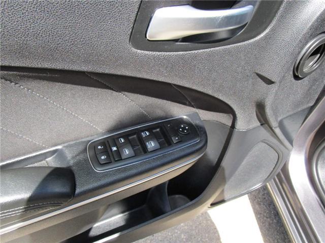 2015 Dodge Charger SXT (Stk: 1812321) in Regina - Image 16 of 34