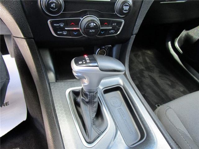 2015 Dodge Charger SXT (Stk: 1812321) in Regina - Image 21 of 34