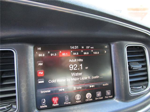 2015 Dodge Charger SXT (Stk: 1812321) in Regina - Image 24 of 34