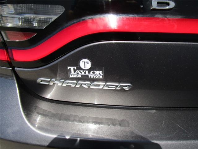 2015 Dodge Charger SXT (Stk: 1812321) in Regina - Image 13 of 34