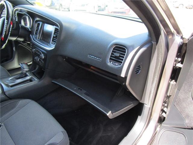 2015 Dodge Charger SXT (Stk: 1812321) in Regina - Image 32 of 34