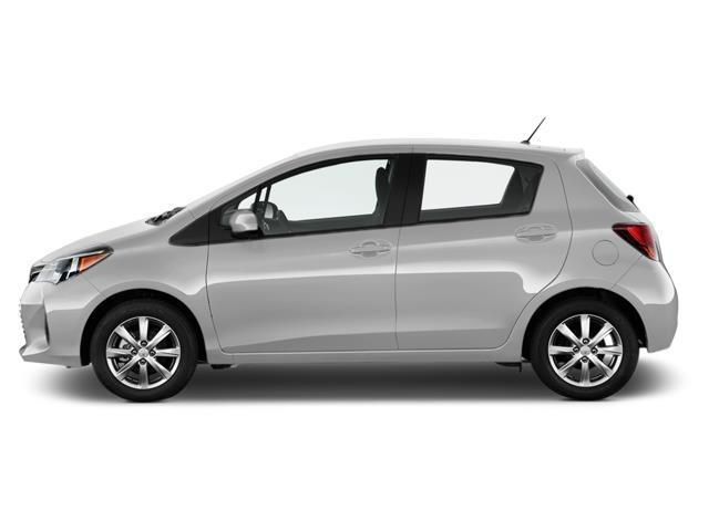 2018 Toyota Yaris  (Stk: 12035) in Courtenay - Image 1 of 1