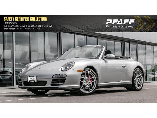 2010 Porsche 911 Carrera 4S Cabriolet PDK (Stk: P12550AA) in Vaughan - Image 1 of 18