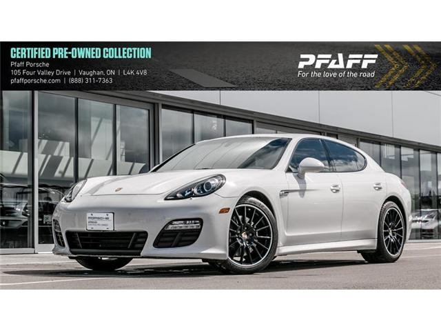 2011 Porsche Panamera 4 (Stk: P12829A) in Vaughan - Image 1 of 15