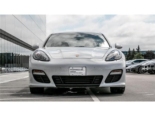 2011 Porsche Panamera 4 (Stk: P12829A) in Vaughan - Image 2 of 15