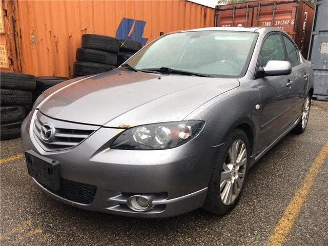 2005 Mazda Mazda3 GS (Stk: 317580T) in Brampton - Image 1 of 2