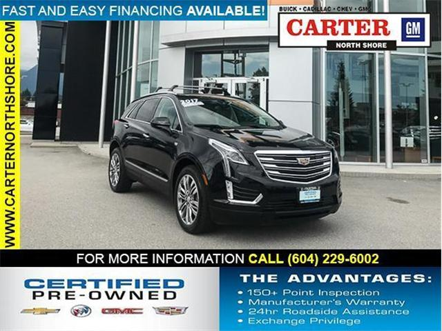 2017 Cadillac XT5 Premium Luxury (Stk: 970880) in Vancouver - Image 1 of 26