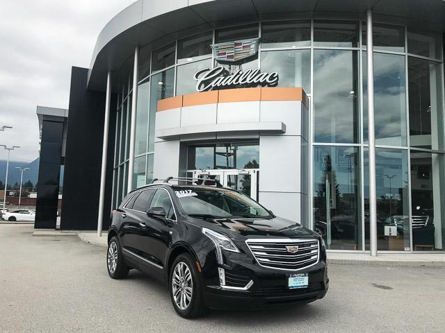 2017 Cadillac XT5 Premium Luxury (Stk: 970880) in Vancouver - Image 2 of 26