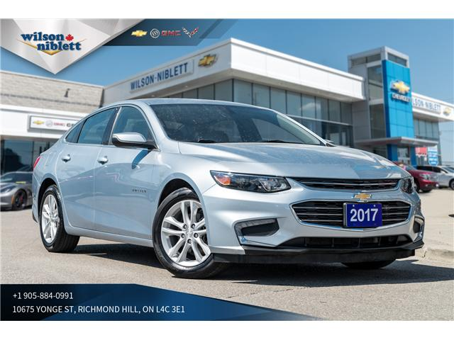 2017 Chevrolet Malibu 1LT (Stk: P121358) in Richmond Hill - Image 1 of 18
