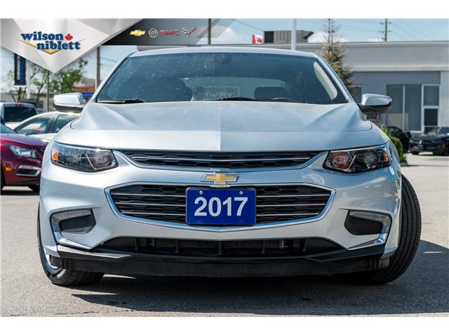 2017 Chevrolet Malibu 1LT (Stk: P121358) in Richmond Hill - Image 2 of 18