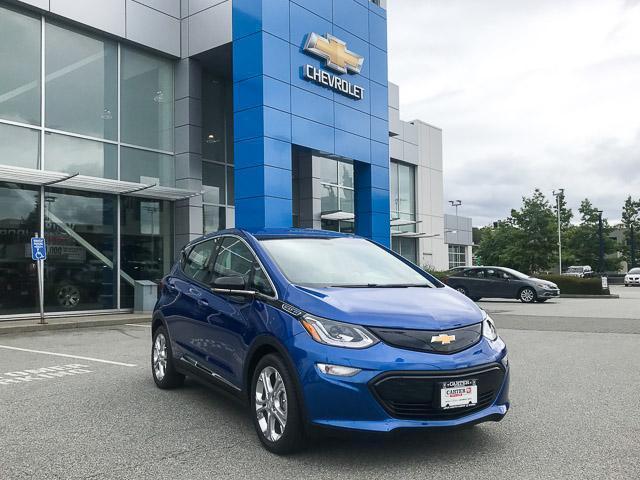 2018 Chevrolet Bolt EV LT (Stk: 8B52560) in Vancouver - Image 2 of 7