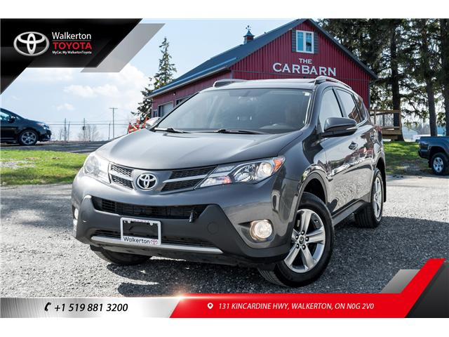 2015 Toyota RAV4 XLE (Stk: P8107A) in Walkerton - Image 1 of 21