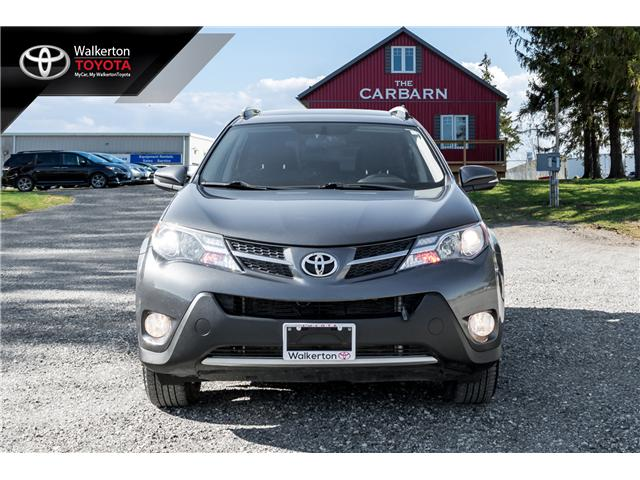 2015 Toyota RAV4 XLE (Stk: P8107A) in Walkerton - Image 2 of 21