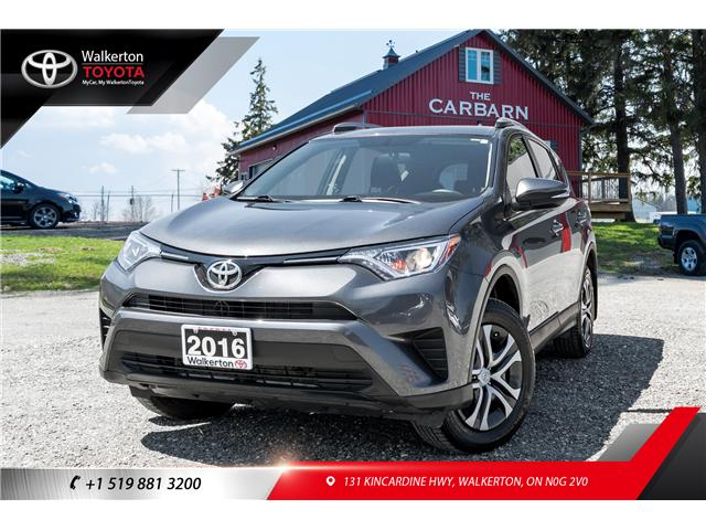 2016 Toyota RAV4 LE (Stk: P8112) in Walkerton - Image 1 of 20