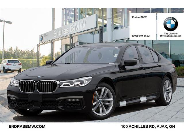 2019 BMW 750i xDrive (Stk: 70210) in Ajax - Image 1 of 22