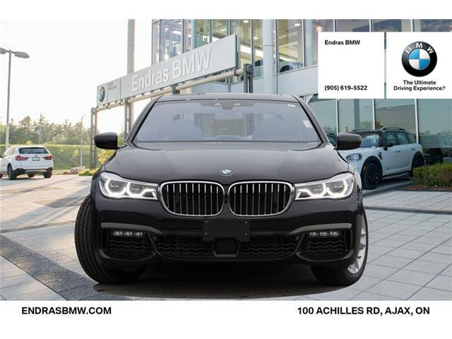 2019 BMW 750i xDrive (Stk: 70210) in Ajax - Image 2 of 22