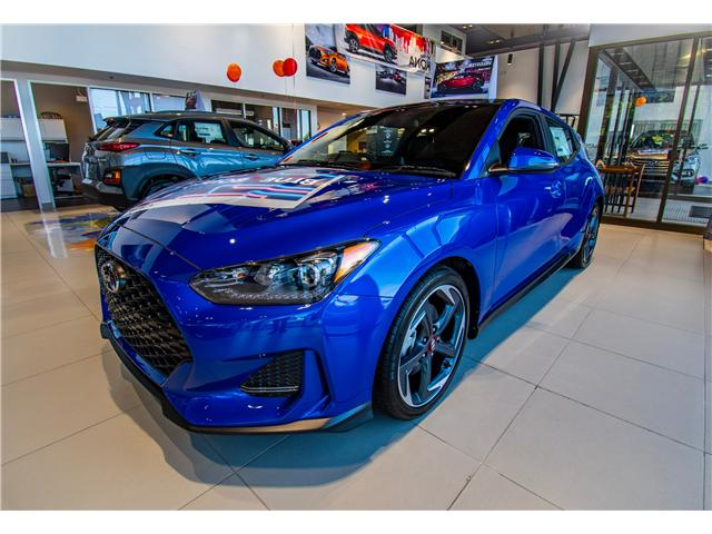 2019 Hyundai Veloster Turbo (Stk: R95002) in Ottawa - Image 1 of 10