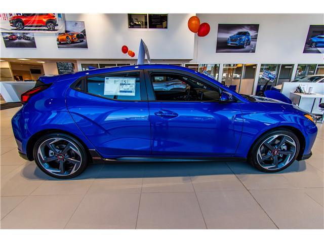 2019 Hyundai Veloster Turbo (Stk: R95002) in Ottawa - Image 2 of 10
