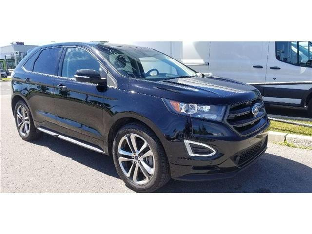 2018 Ford Edge Sport (Stk: P8235) in Unionville - Image 1 of 22